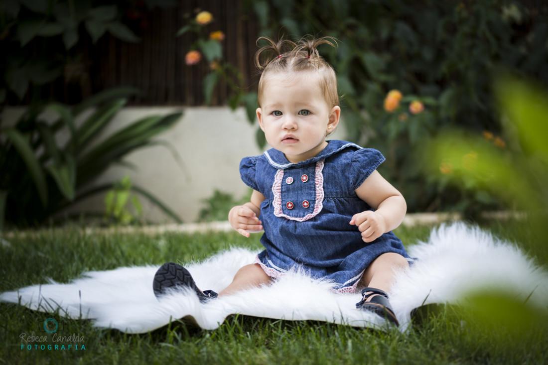 Lucía 11 meses