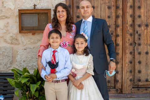 Iglesia Pablo, Inés e Iván