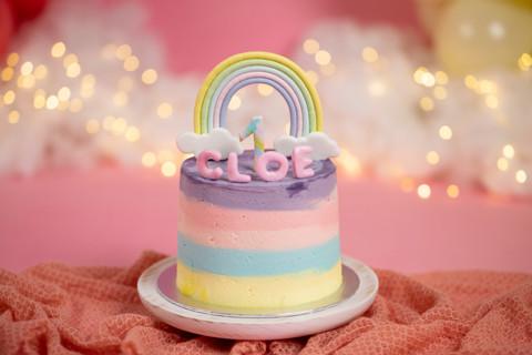 Smash Cake Cloe - Selección